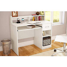 Kids Children Computer Laptop Desk Office Home Furniture Table Wood Workstation
