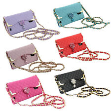 Flip Leather Bling Wallet Pouch Bag Case Cover For Samsung Galaxy S2 i9100