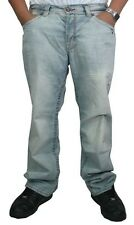 New Delhi Straight Cut Jean in Light Blue by Mek Denim