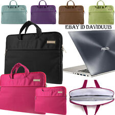 "Notebook Laptop Ultrabook Chromebook Carry Bag Sleeve Case For 11"" to 15.6"" ASUS"