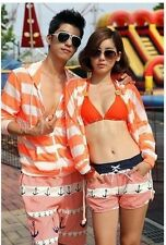 New Fashion Mens Womens Lovers swiming Beach Surf Board Swim Shorts C1