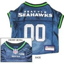 Seattle Seahawks  NFL Dog Game Day Football Jersey