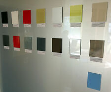 High Gloss Acrylic Glass Kitchen Splashbacks Premium Quality Custom cut-outs