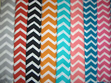 Chevrons Zig Zags 100% Cotton Quilt Fabric 5 Colors Available BTY