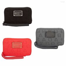 NWT! Marc by Marc Jacobs Neoprene Dreamy Logo Phone Wallet/Wristlet - 3 colors!