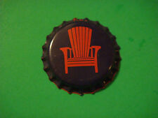 Beer Bottle Cap ~ LAKE PLACID Craft Brewing Company ~ New York Brewery ~ Chair