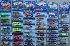 1998 Hot Wheels Collector Card Choice All 60 Diff Variations Lot 7 of 10