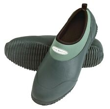 Muck Boots Daily Garden Shoe, Green, DLY-333E, All Sizes, Free Shipping