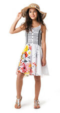 Catimini Summer Dress New With Tags