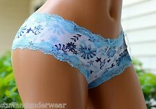A Lot of 4 pair Very Sexy Floral Lace Brazilian Tangas Cheeky Panties S, M, L,XL