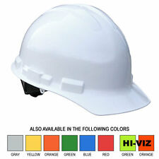 6 Point Ratchet Suspension Hard Hat