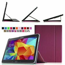 Fintie Slim Smart Book Cover Stand Case for Samsung Galaxy Tab 4 10.1 SM-T530