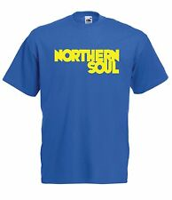 NORTHERN SOUL 60s 70s 80s music mod skinhead ska tee New Mens Womens TSHIRT TOP