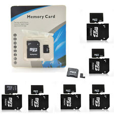 2G 4GB 8GB 16GB 32GB 64GB Class 10 TF MicroSD Micro SD  Flash Memory Card Top HQ