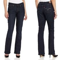 Levi's 515 Bootcut Jeans mid rise Women's sizes 4, 6 NEW