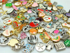 YOUR CHOICE OF FLOATING CHARMS FOR FLOATING MEMORY LOCKET/ U.S SELLER