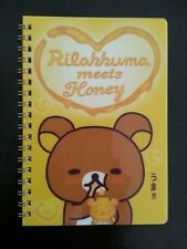 San X Rilakkuma Note Book-4 options