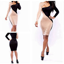 Sexy Women Slim Fit Fashion Bodycon Party Cocktail Evening Club Dress