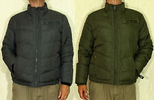 Apt. 9 Mens Quilted Puffer Coat - Colors Charcoal Gray or Olive Green - NWT