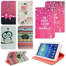 "New PU Leather Smart Case Stand Cover For Samsung Galaxy Tab 3 7.0"" P3200 Tablet"