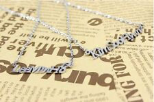 My Love From Star 별에서 온 그대 Kim Soo Hyun Lee Min Ho Necklace Pendant Fans Collect