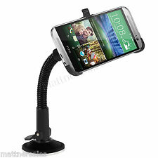 Windshield Car Mount Holder Suction Cradle for HTC One M8