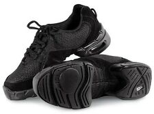 Black Bloch Boost SO538 jazz dance sneakers/trainers  - child and adult sizes