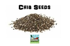 Chia Seeds /Omega 3/ 100% Natural!! (3 oz, 4 oz, 6 oz, 8 oz, and 12 oz)