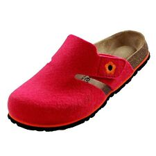 Betula by Birkenstock - Kari Clogs - red - Textile