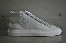 Balenciaga 'Arena' High Top Sneakers - White