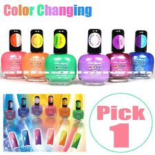 1pc Mia Secret Mood Color Changing Nail Polish Lacquer *Pick 1 Color* Made in US