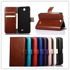 For Nokia Lumia 530 magnetic PU Leather slot wallet Cover Case