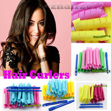 HOT! Any Size Magic Hair Curlers Curlforms Leverage Ringlets Rollers Wholesale