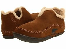 Sorel Manawan Men's Insulated Suede Slippers