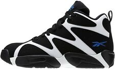 Men's Reebok Kamikaze I Mid Black White Blue V60359 Basketball