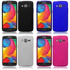 For Samsung Galaxy Avant SM-G386T Thin Flexible Frosted TPU Cover Case