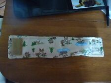 Brown Baby Wilderness Male Belly Bands WITH HOLDERS Handmade diapers Carol Crate