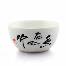 50ml Top GongFu Tea Porcelain Ceramic JingDe Chinese Poetry White teacup tea Cup