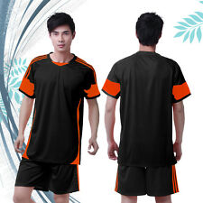 New High-Grade Soccer Clothes Jerseys Sports Suit Male Sports T-shirt And Shorts