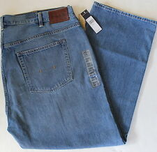 """NEW POLO RALPH LAUREN BIG AND TALL """"CLASSIC 867"""" 5 POCKET BLUE JEANS"""