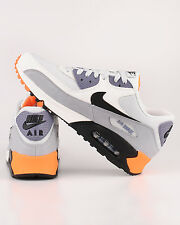 Nike Air Max 90 Essential Mens Trainers Grey Atomic Sneakers Running New Shoes
