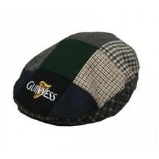 Guinness Tartan Flat Cap Available in Medium and Large Official Merchandise