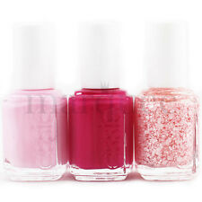 Essie Nail Polish Lacquer Breast Cancer 2014 *New* PINKING ABOUT YOU .46floz