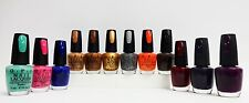 OPI Nail Polish Color NORDIC COLLECTION Variety Assorted Colors .5oz/15ml