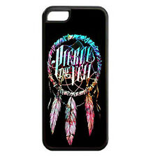 Funny Pierce the Veil Dream Catcher Pattern Hard Cover Case For iphone 5 5s 4S