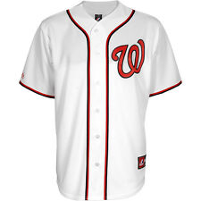 Majestic Men's Washington Nationals Replica Tyler Clippard Home Jersey