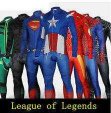 New 'League of Legends' long Sleeve Jersey Bike Cycling Jersey+Pants Short