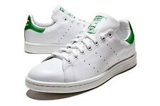 ADIDAS STAN SMITH WHITE / GREEN MEN'S ATHLETIC SHOES M20324 SELECT SIZE