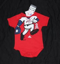Los Angeles Angels Of Anaheim adidas Infant Creeper 0-3mo - 6-9mo