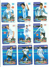 2014 WORLD CUP BRASIL GAME CARD FOIL REFRACTOR PICK CHOOSE PLAYER 2  MESSI...SP